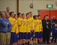 Boys' varsity basketball: Oakley vs Carey 1/31/2015