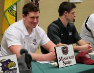 Dozens of local student athletes ink college commitments
