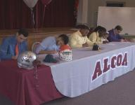 East Tennessee athletes on National Signing Day