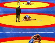 Wrestling: Hackley and Nanuet win