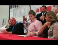 Video:  West Florida High Football Signings