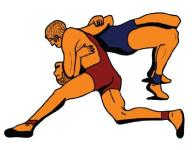 Wrestling: Highland Tartans march to big victory