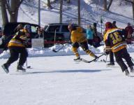Pond hockey to take over Tierney Park Saturday