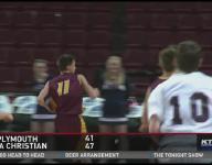 Highlights: Nampa Christian vs New Plymouth boys basketball 2/6/2015