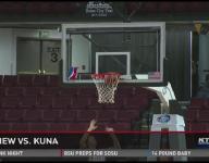 Highlights: Skyview vs Kuna boys basketball 2/7/2015