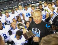 Plano West football coach Mike Hughes retires