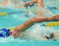 Regional swimming results