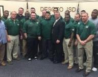 DeSoto promotes Todd Peterman as football coach