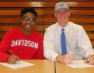 Harrison stars will apply hoop talents to college game