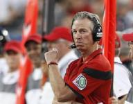 UC coach Tommy Tuberville speak at That's My Boy banquet March 3