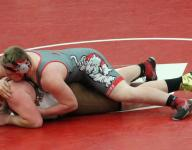 Wrestling community supports athlete with Down syndrome