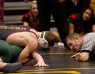10 local wrestlers advance to state semifinals