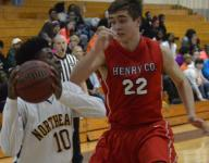 Northeast uses free throws to take out Henry County