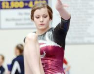 State gymnastics: Madison's Giles triumphs