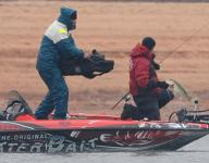 Weather a 'minor inconvenience' for Bassmaster Classic anglers