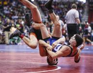 Class 2-A wrestling up for grabs after opening session