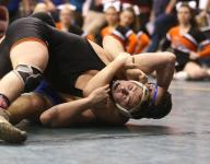 After opponent error, Solon's Linderbaum coasts to win