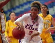Rajahs race to first-round win in girls' basketball