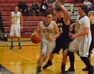 Boys' varsity basketball: Carey vs Camas County 2/17/2015