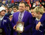 NCHSAA 1-A wrestling results - first day