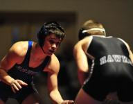 NCHSAA 2-A wrestling results - first day