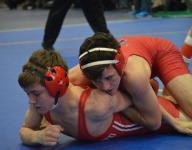 Teurlings repeats as Div. II state wrestling champions