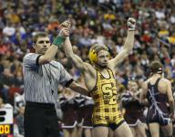 State wrestling: Rams rule 3-A, but plenty of individual drama