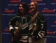 Edina's Taylor Williamson Wins Ms. Hockey Award