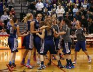 D.M. Christian girls win by a point in OT, return to state