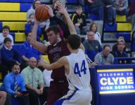 Brotherly love evident for Clyde in Senior Night win