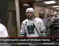Colin's Comeback: Teen skates again after brain trauma