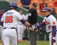 Clemson's Rohlman gets his shot at Gamecocks