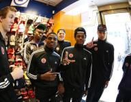 PHOTO GALLERY: McDonald's All Americans spend some time away from the court