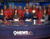 9NEWS Bleacher Report: Akron girls basketball team