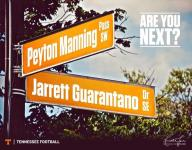 Tennessee's latest Photoshop recruiting gimmick plays up Peyton Manning