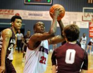 Basketball playoff game in Louisiana between Evangel and Albany ends with fight