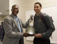 Ben Simmons spills about missing out on the NBA, NYC ballers and his Olympic destiny