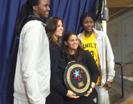 Season of success -- and controversy -- for No. 1 Neumann-Goretti girls basketball
