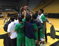 This weekend on the 9NEWS Bleacher Report: Overland boys basketball team