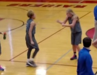 VIDEO: Banked mid-court buzzer beater nets miracle win in Wisconsin girls hoops playoffs