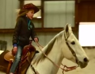 PHENOMenology: Meet 9-year-old barrel racing superstar Chayni Chamberlain