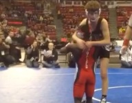 VIDEO: Wrestler born with no hands or feet earns sixth-place finish at Wisconsin state meet
