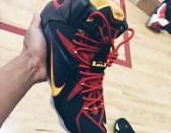 Los Angeles' Fairfax High has more custom LeBron sneakers than LeBron's own alma mater