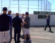 Bees sting man at Utah baseball game '200-300 times', send him to hospital