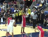VIDEO: Watch Ivan Rabb airball free throw just before connecting on state title winner