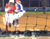 VIDEO: Alabama softball player steals home with ease on 2-2 pitch