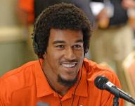 Vic Beasley, Connor Shaw join forces to share message