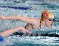 Hunterdon Central's Christensen wins two golds, Hillsborough fares well at girls swimming MOC