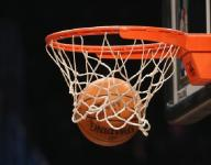 State basketball tournament schedule and results