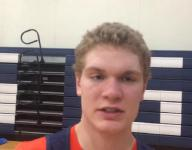 Parker Wyngaard discusses his basketball career